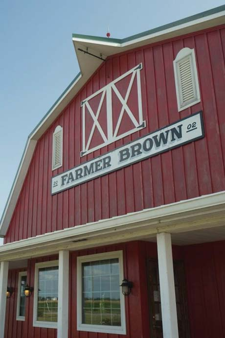 Farmer Brown Restaurant